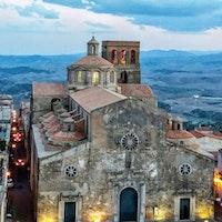 Chiesa Madre Santa Maria della Croce - Ferrandina, CHIESA MADRE DI SANTA MARIA DELLA CROCE, FERRANDINA, MATERA