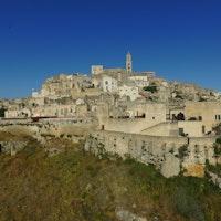Matera, Convento delle Sante Lucia e Agata alla Civita, CONVENTO DELLE SANTE LUCIA E AGATA ALLA CIVITA, MATERA (MT )