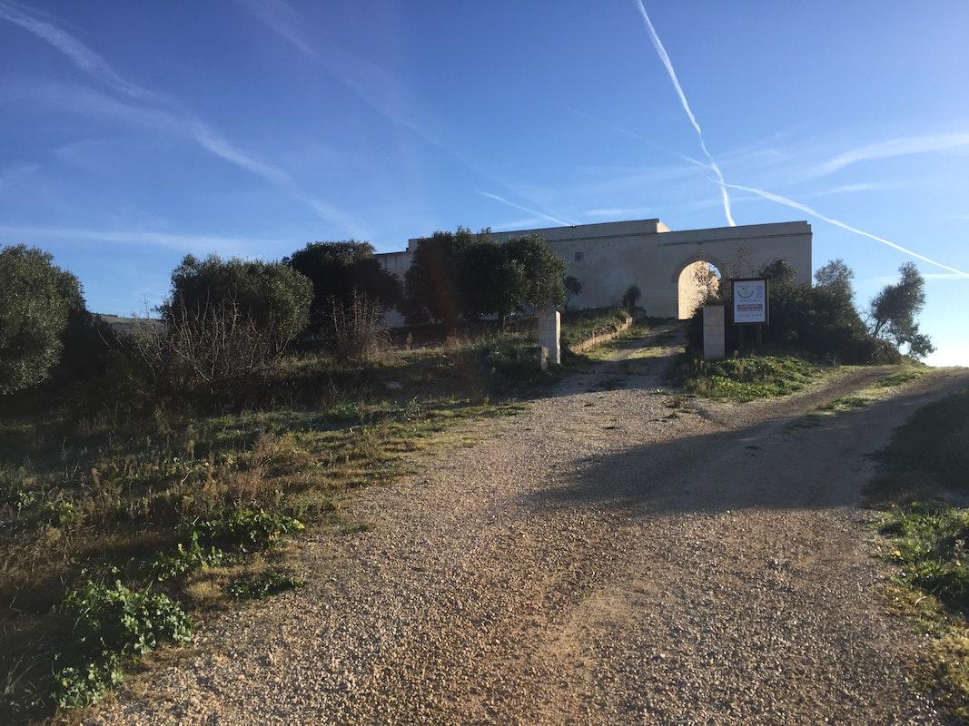 Grancia fortificata di Parco dei Monaci