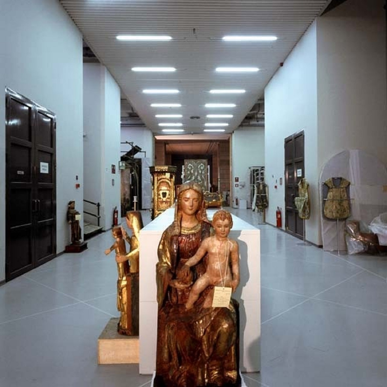 Laboratorio di Restauro del MiBAC, LABORATORIO DI RESTAURO DEL MIBAC, MATERA (MT )