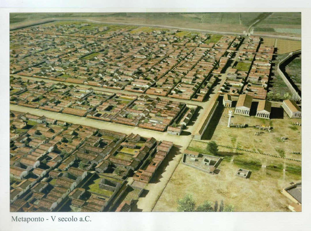 Parco Archeologico di area urbana Metaponto