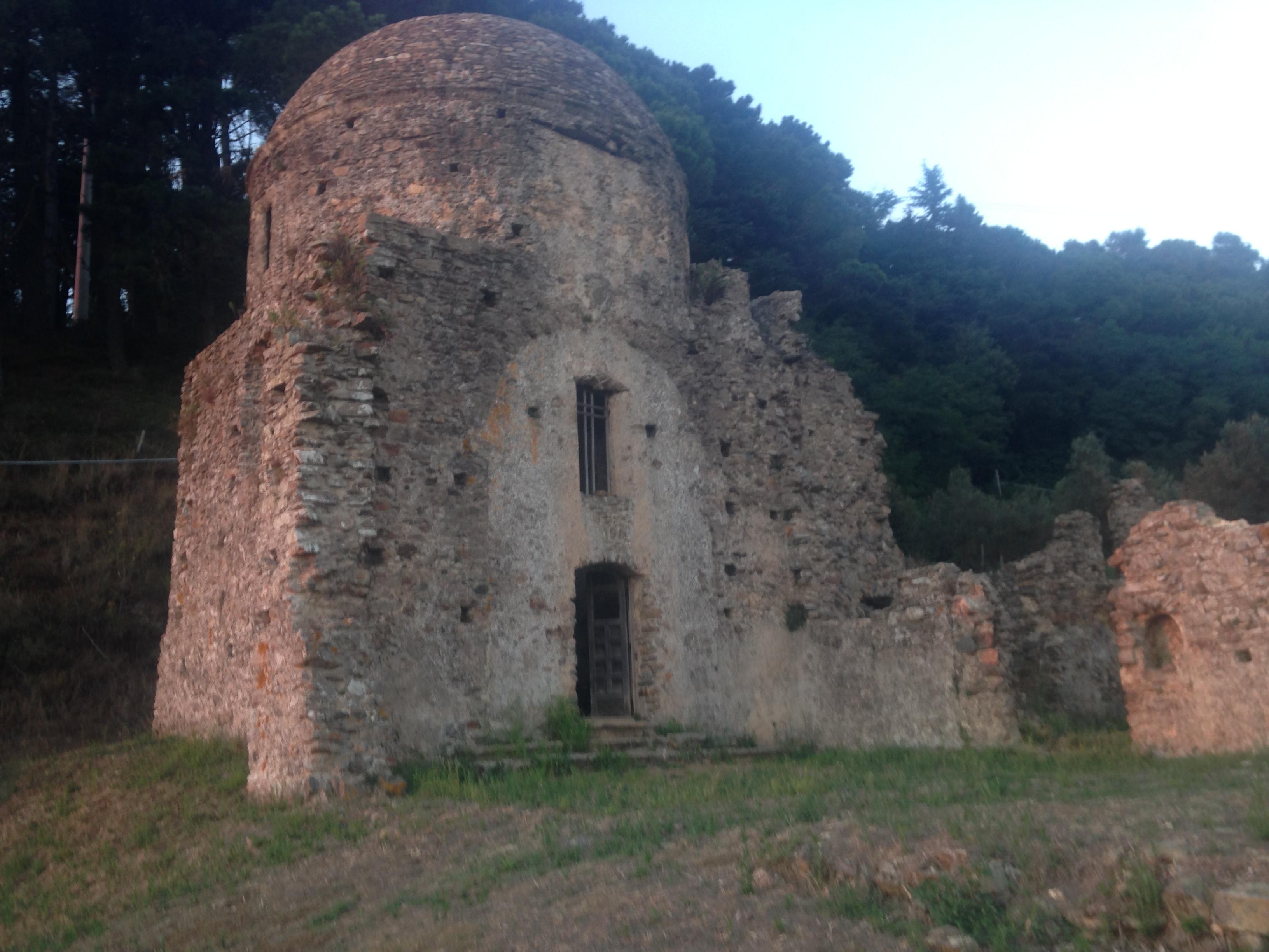 Monastero di Sant'Elia vecchio, ILPLATANO DI VRISI E IL MONASTERO DI SANT'ELIA VECCHIO, CURINGA (CZ )