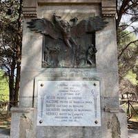 Monumento ai cinque martiri, UN PERCORSO DI FEDE E DI SPERANZA, GERACE (RC )