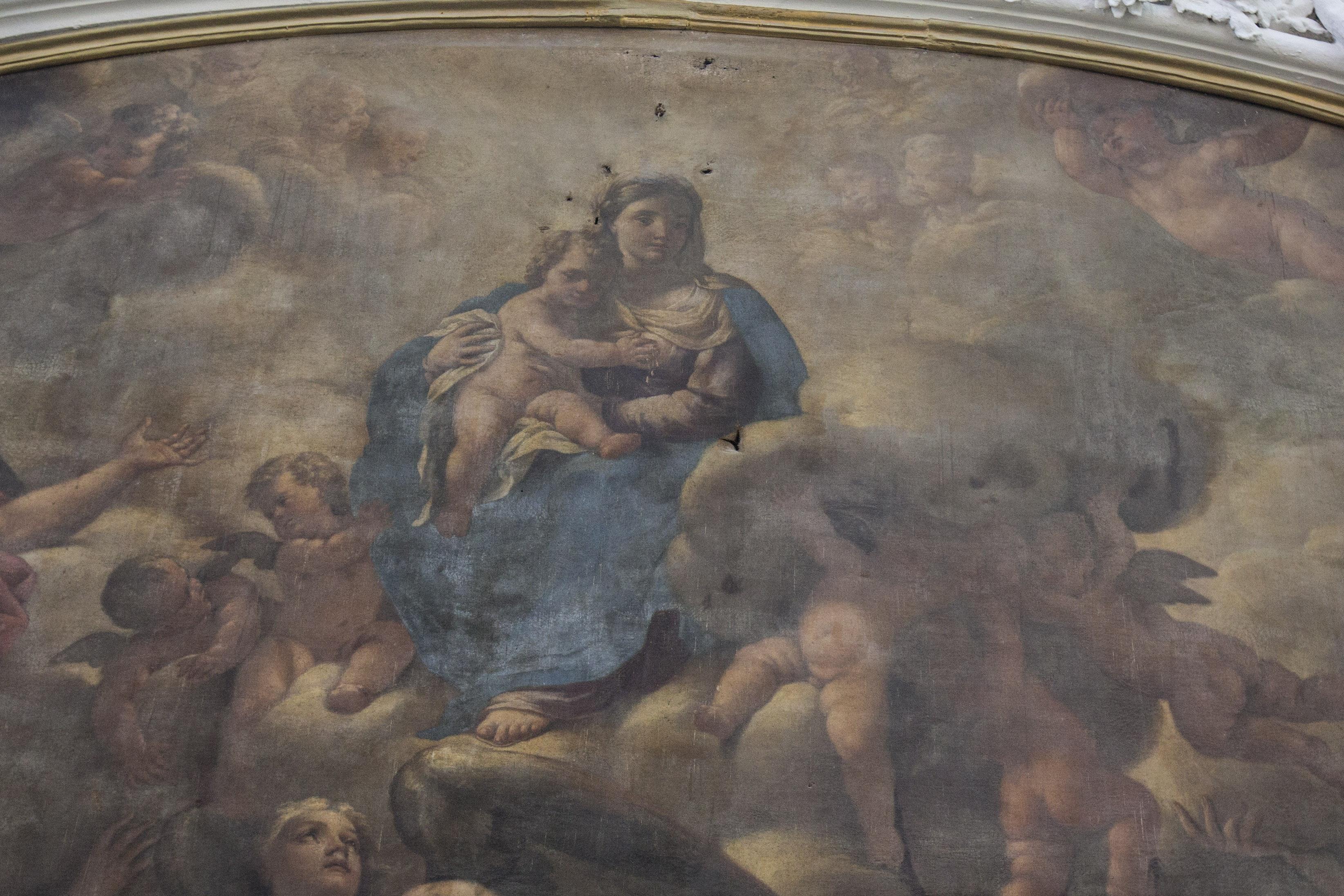 Chiesa di Santa Maria delle Grazie a Calvizzano, CHIESA SANTA MARIA DELLE GRAZIE - PARROCCHIA DI SAN GIACOMO APOSTOLO, CALVIZZANO, NAPOLI