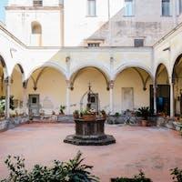 I Luoghi del Cuore-San Vito Marigliano (NA), Convento di San Vito, CONVENTO SAN VITO DEI FRATI MINORI, MARIGLIANO (NA )