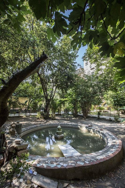 Giardino e Ipogeo di Babuk