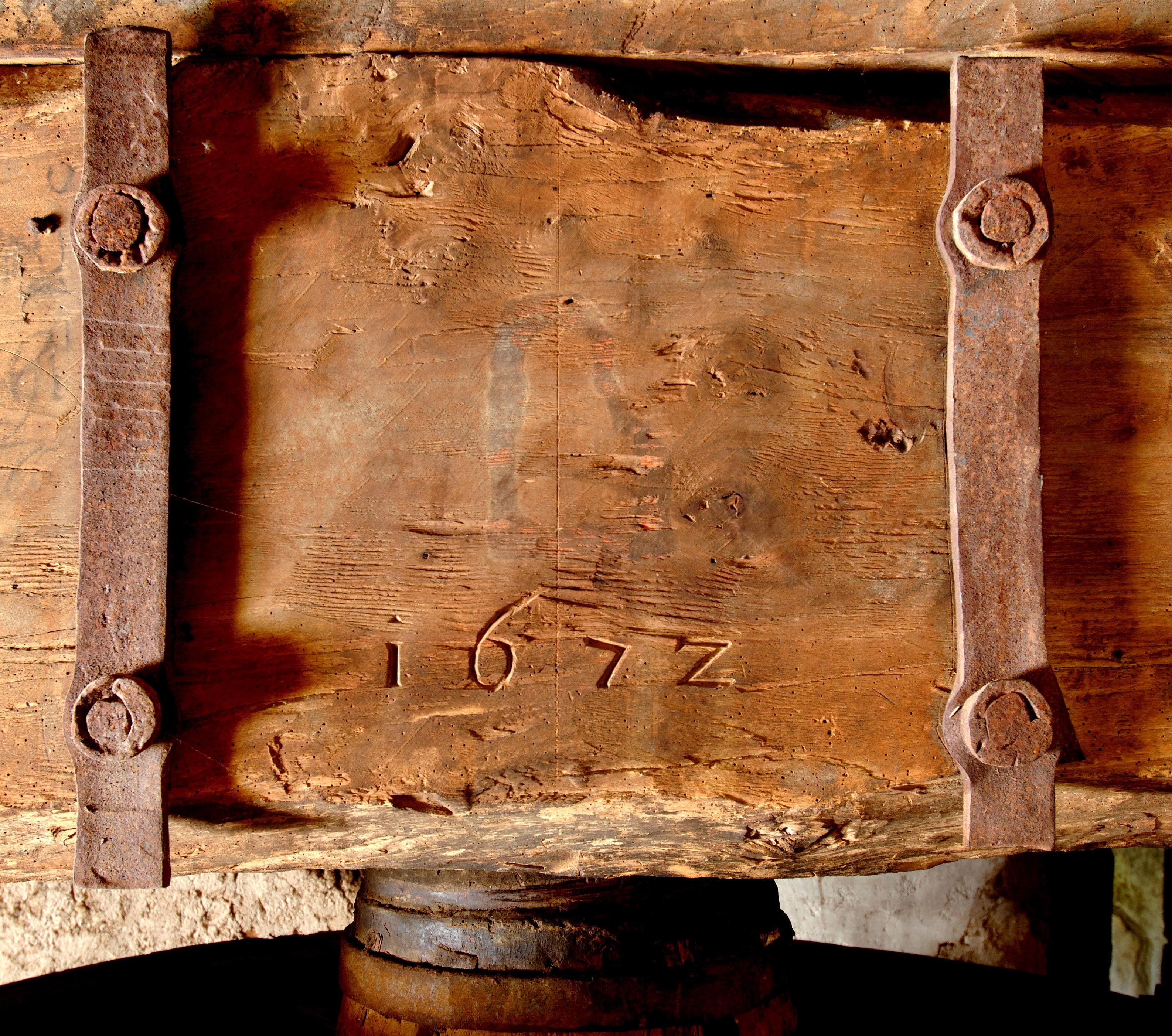1672, MULINO MAURIZIO GERVASONI, RONCOBELLO (BG )