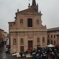 Chiesa Collegiata di Santa Maria Maggiore, COLLEGIATA S. MARIA MAGGIORE, PIEVE DI CENTO, BOLOGNA
