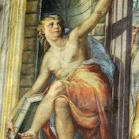 affreschi Palazzo Fava da San Domenico, PALAZZO FAVA DA SAN DOMENICO, BOLOGNA (BO )