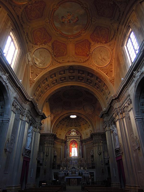 Santuario del SS.Crocifisso:55 campane per un carillon unico