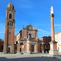Santuario del Santissimo Crocifisso, SANTUARIO DEL SANTISSIMO CROCIFISSO, CASTEL SAN PIETRO TERME, BOLOGNA