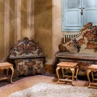 Villa Aldrovandi Marescalchi Mazzacorati, VILLA ALDROVANDI MAZZACORATI, BOLOGNA (BO )
