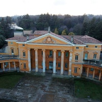 Villa Aldrovandi Mazzacorati, VILLA ALDROVANDI MAZZACORATI, BOLOGNA (BO )