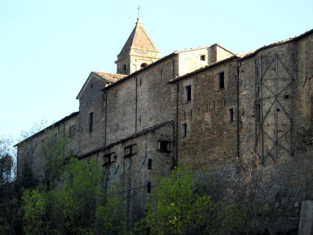 Chiesa del Castello di Cusercoli