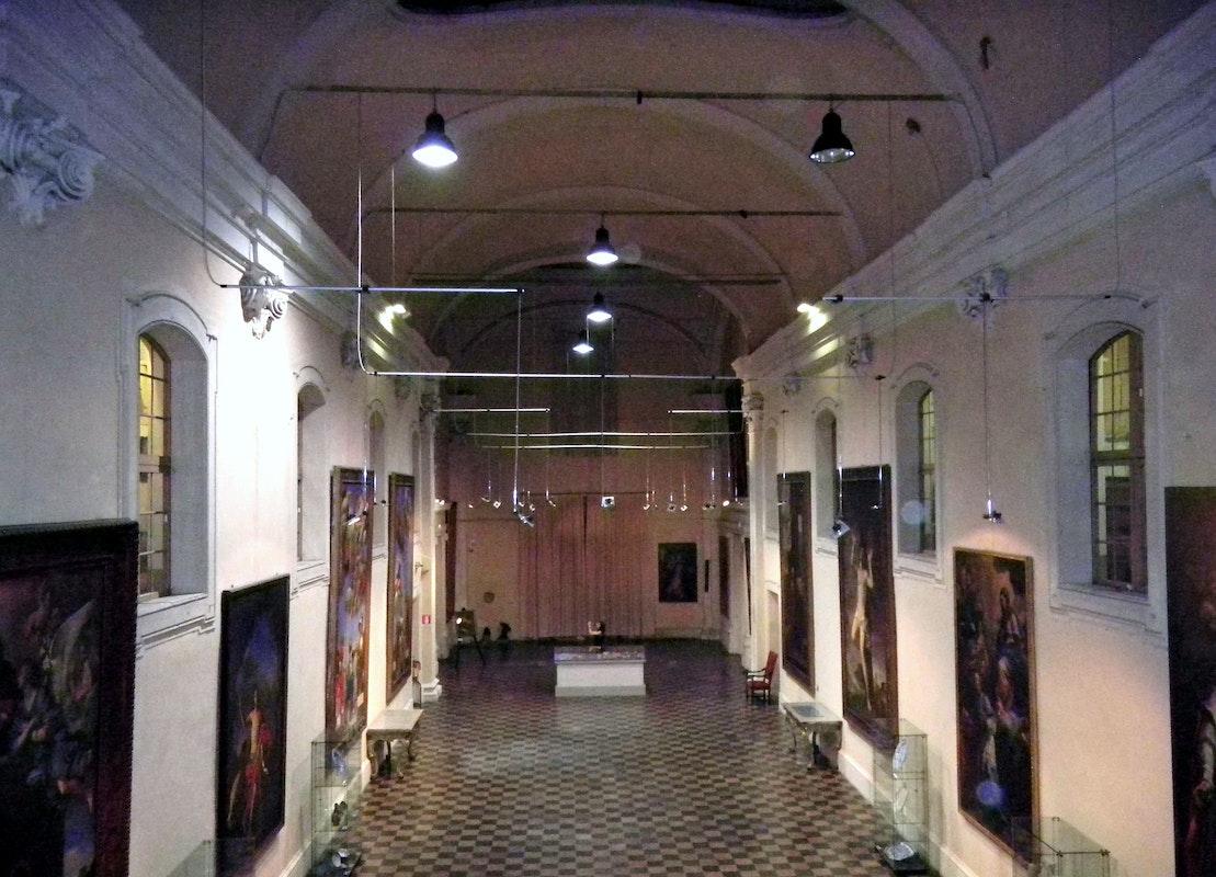 Palazzo del Merenda (ex Pinacoteca Civica)