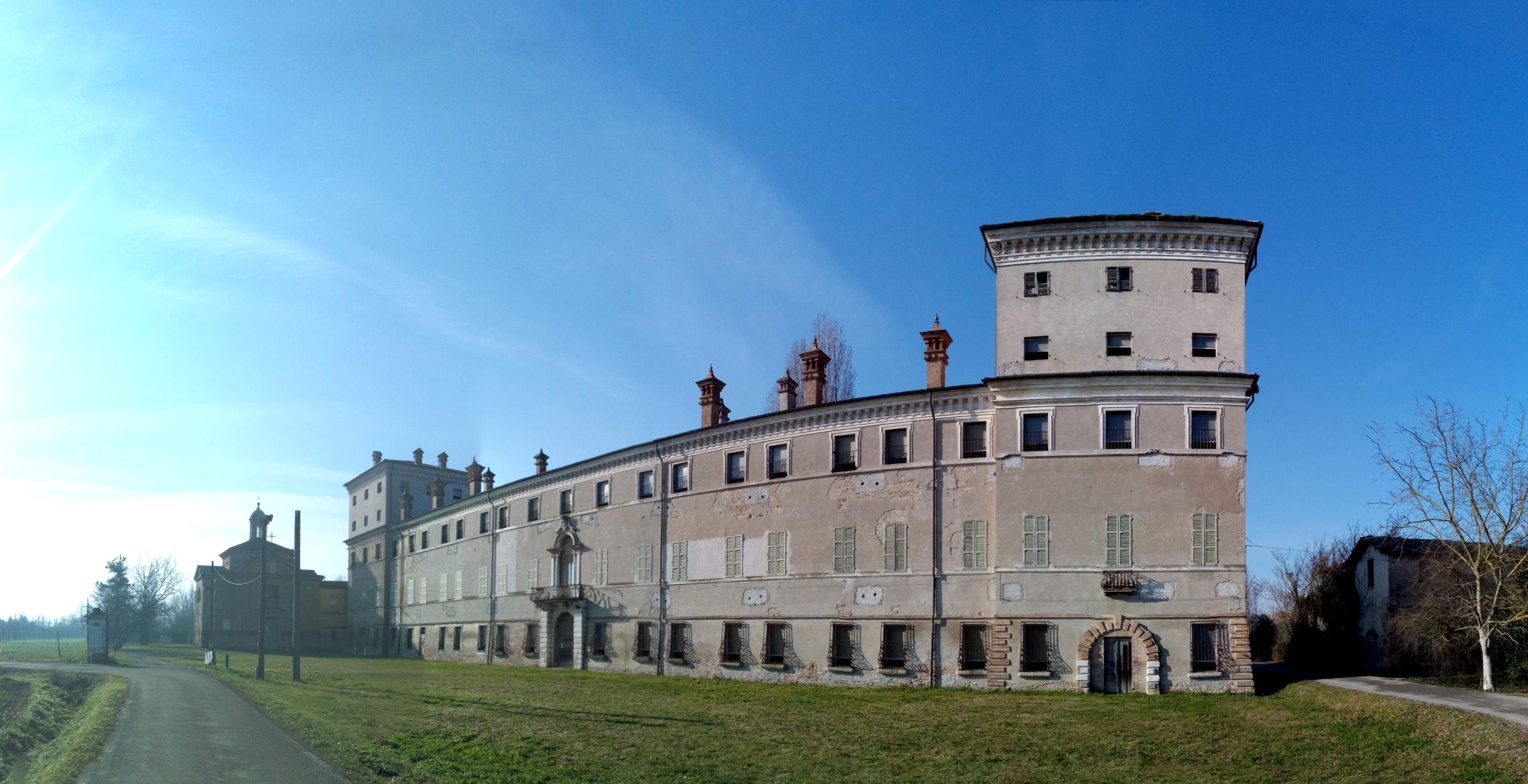 Palazzo San Giacomo, PALAZZO SAN GIACOMO, RUSSI (RA )