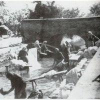 Lavandaie, PONTE DELLE LAVANDAIE - CANALE DEI MULINI, LUGO, RAVENNA