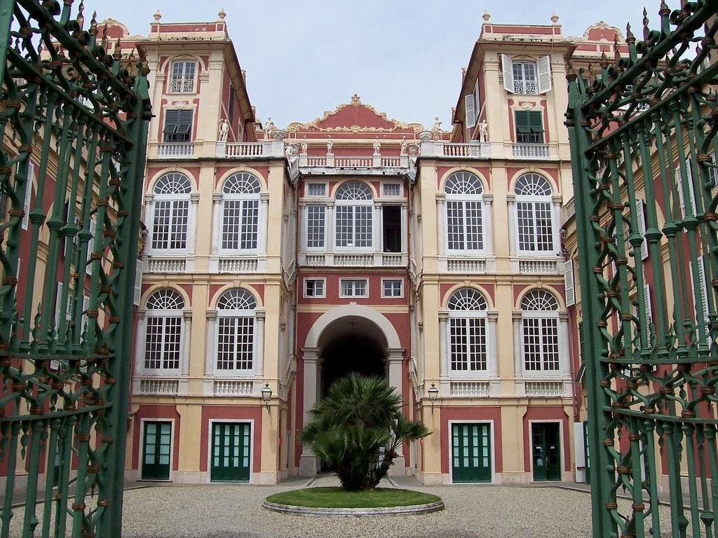 Il Palazzo Reale di Genova, ABBAZIA DI SAN FRUTTUOSO, CAMOGLI (GE )