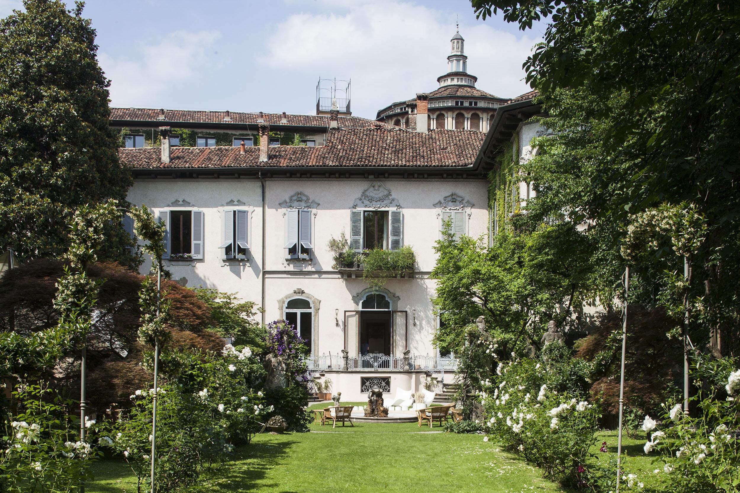 Casa degli Atellani, ALBERGO DIURNO VENEZIA, MILANO (MI )