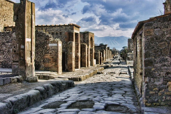 Pompei, BAIA DI IERANTO, MASSA LUBRENSE (NA )