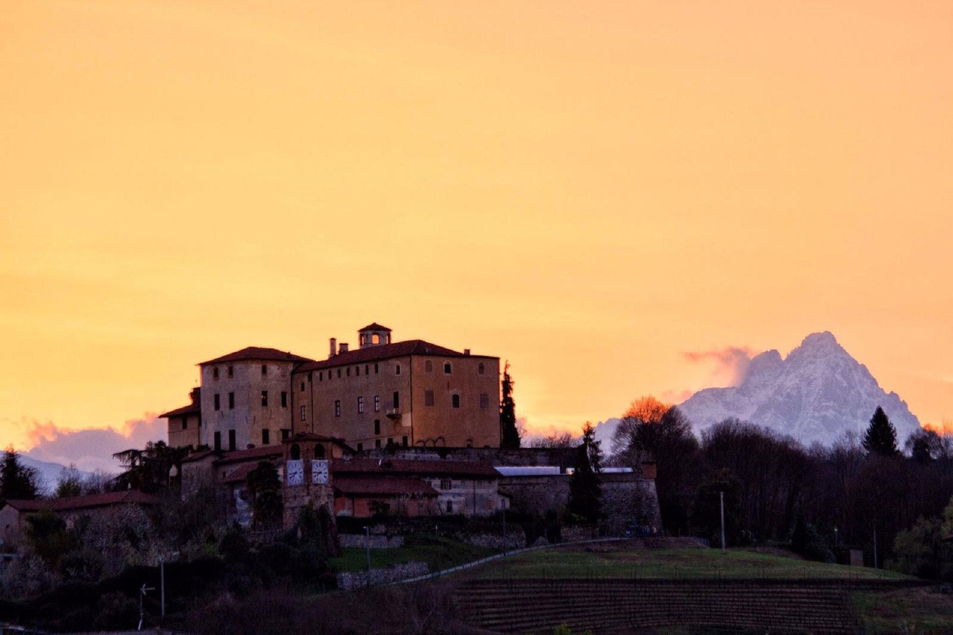 Castello della Manta, CASTELLO DELLA MANTA, MANTA (CN )