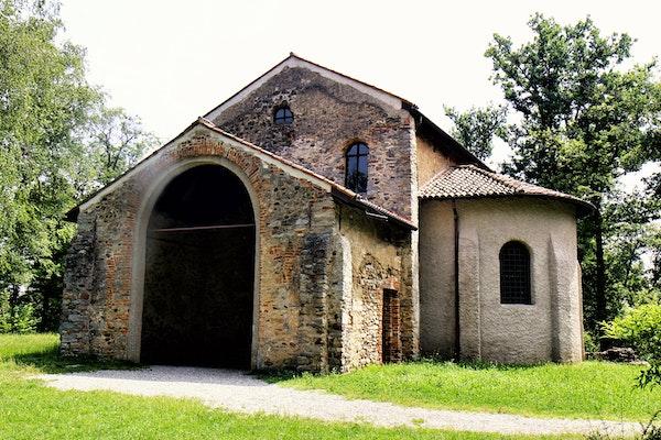 Chiesa di Santa Maria Foris Portas, MONASTERO DI TORBA, GORNATE-OLONA (VA )