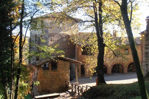 Monastero di Torba, MONASTERO DI TORBA, GORNATE-OLONA (VA )
