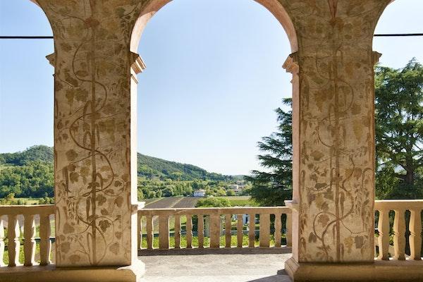Villa dei Vescovi, VILLA DEI VESCOVI, TORREGLIA (PD )