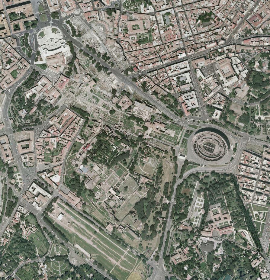 Roma: storie di una città