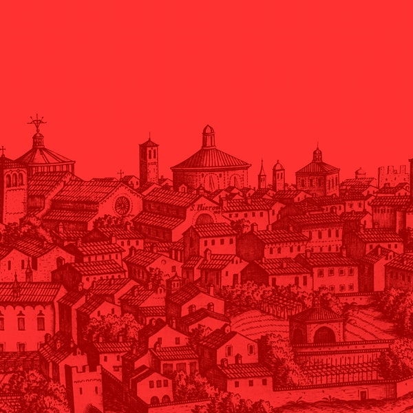 Case e chiese di Milano