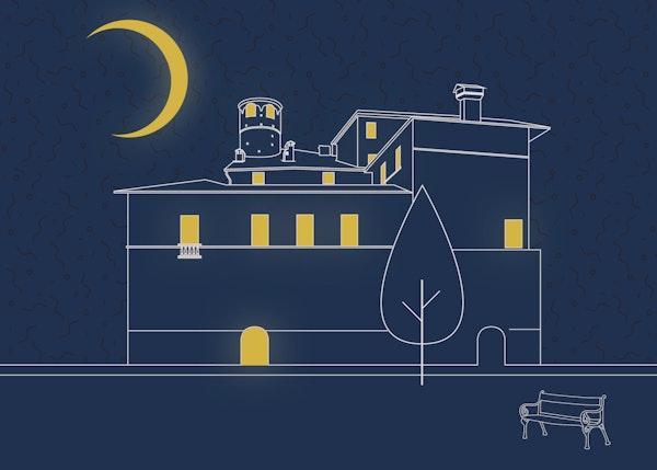 Notturno in Castello