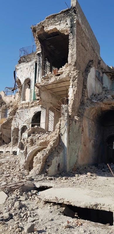 L'Altra Riva - Da Aleppo a Mosul: dialoghi di archeologia