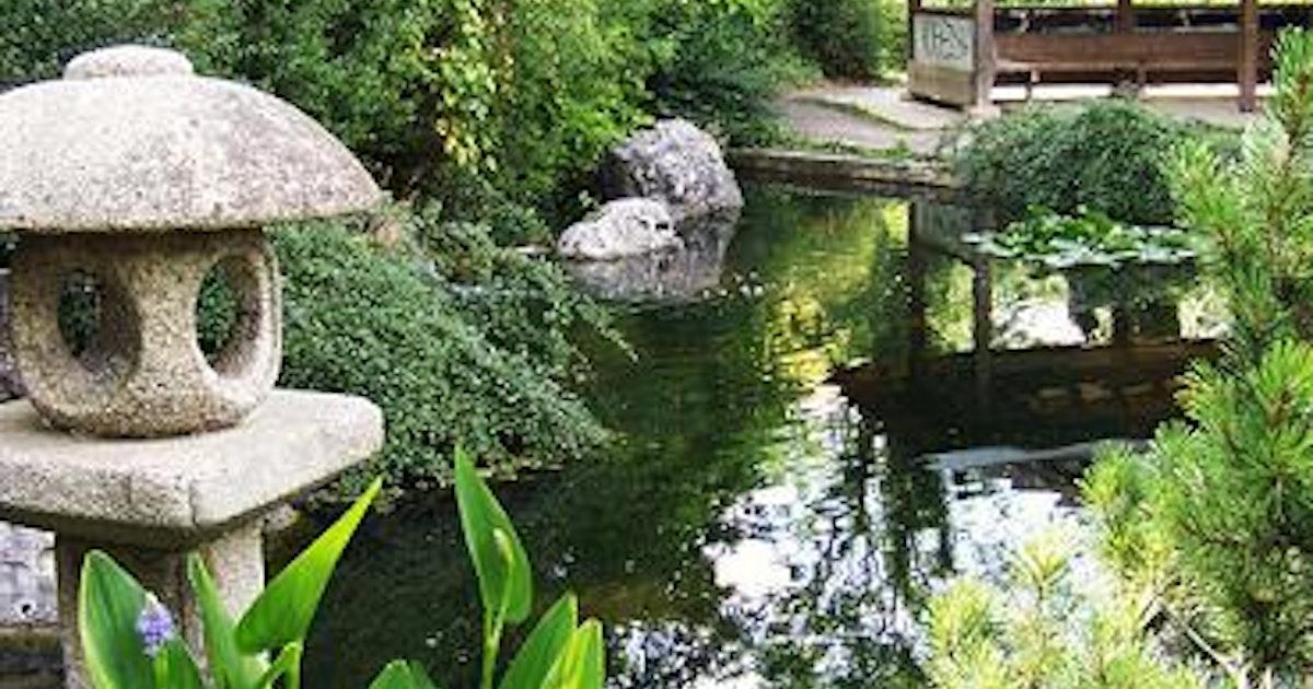 Il giardino giapponese e l 39 orto botanico di roma for O giardino di pulcinella roma