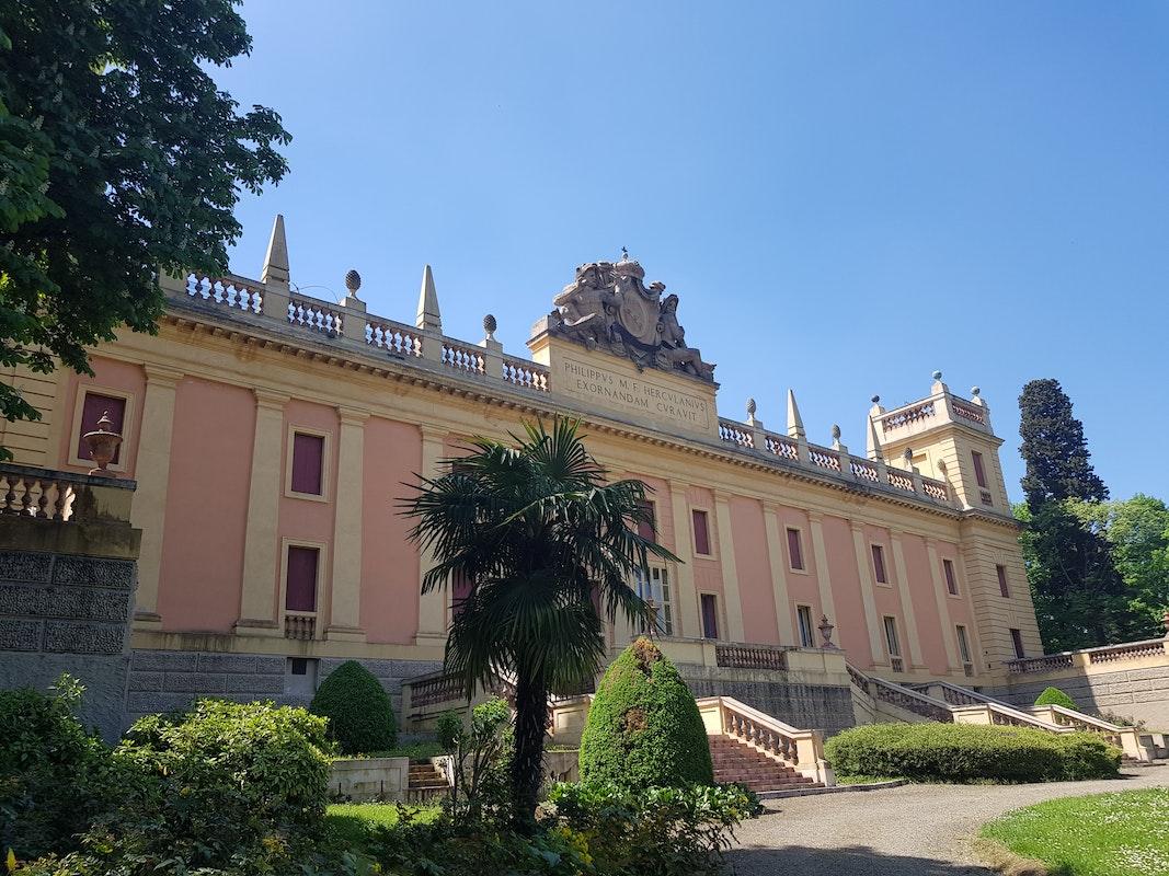 Giardini aperti in Emilia Romagna: Villa Belpoggio Hercolani