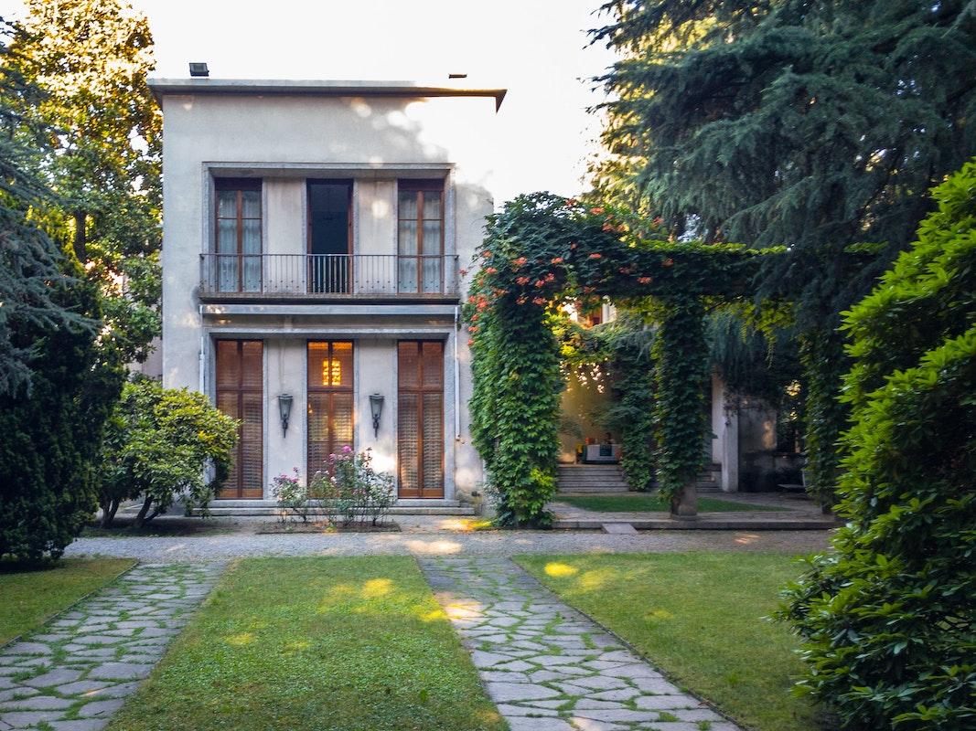 Visita a Villa Borsani di Varedo