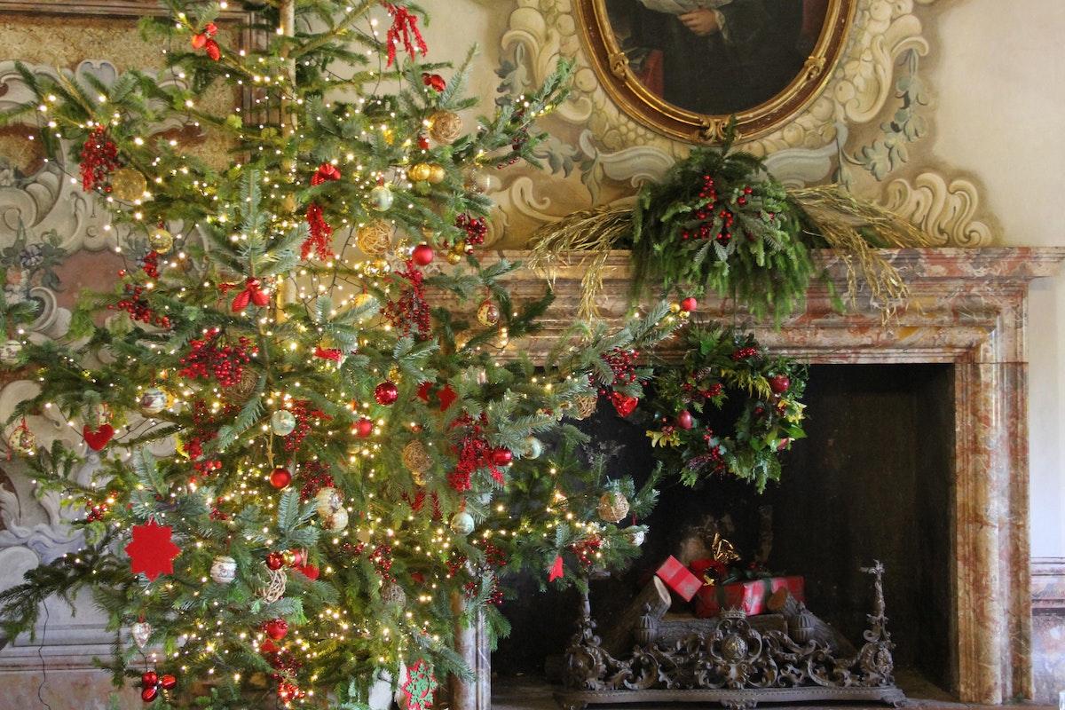 Decorazioni Natalizie Lugano.Aspetta Il Natale A Villa Fogazzaro Evento Fai