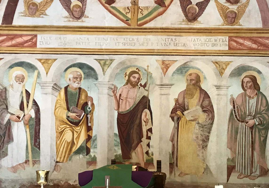 Chiesa di San Pietro a Magredis
