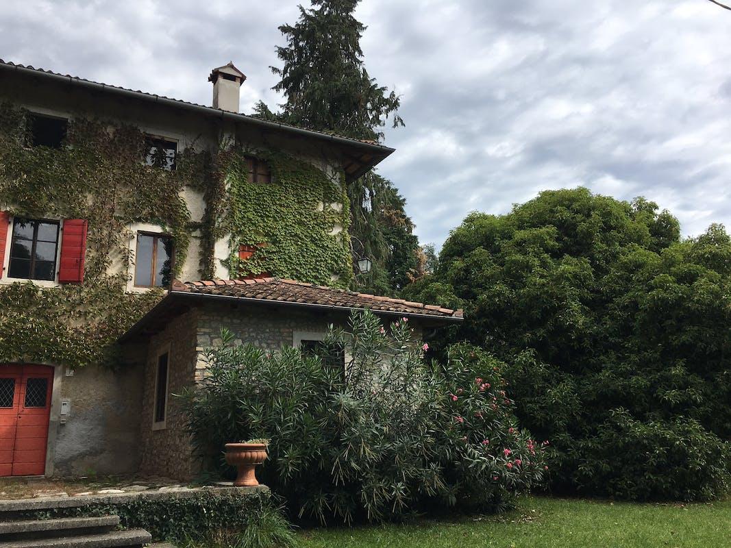 Giardino In Città Udine villa stringher | giornate fai