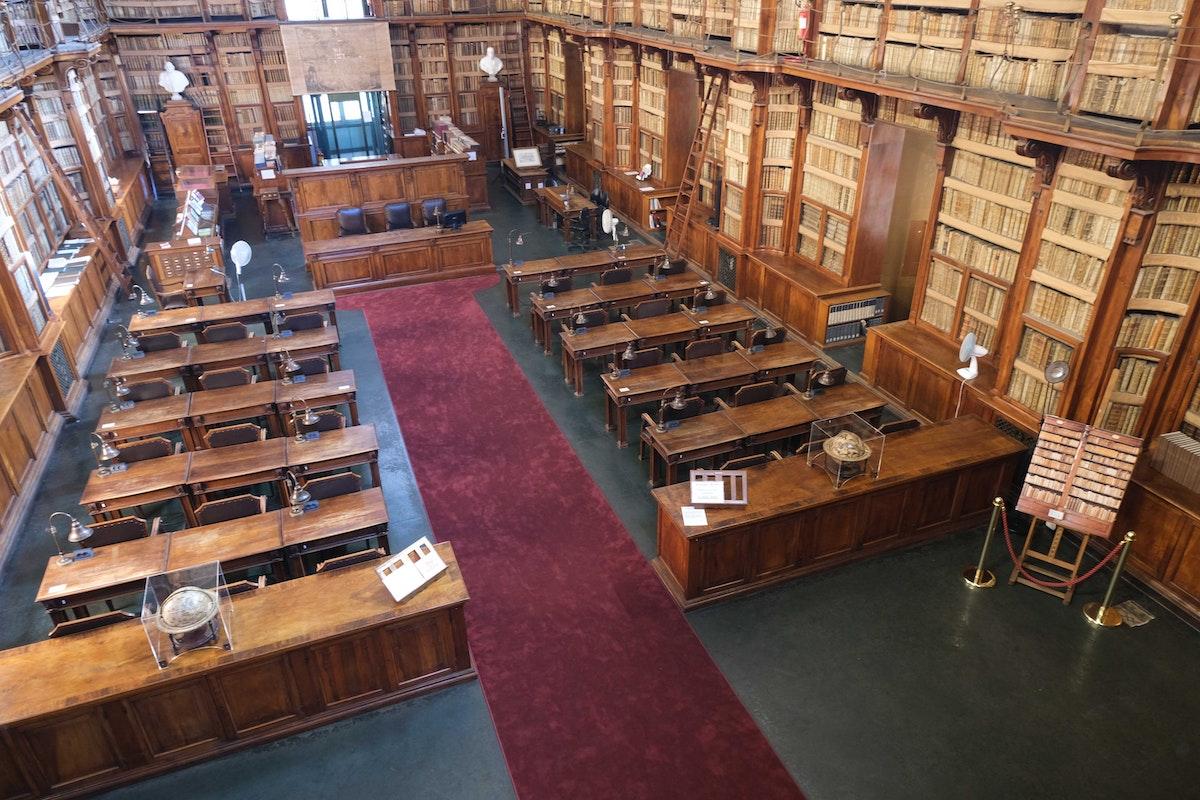 Avvocatura dello Stato e Biblioteca Angelica