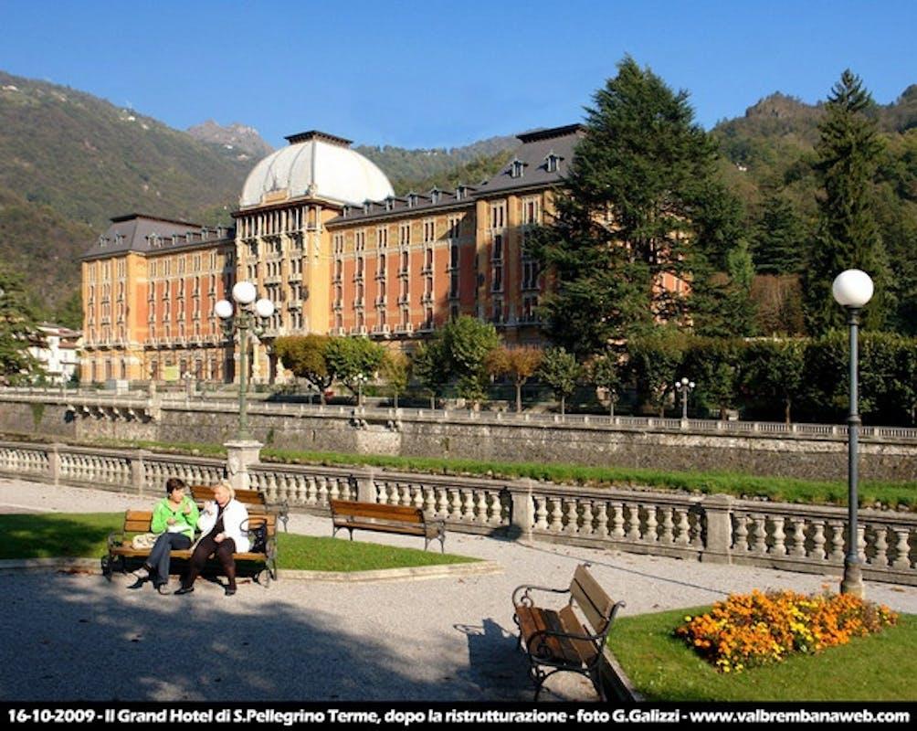 CASINO' MUNICIPALE E GRAND HOTEL