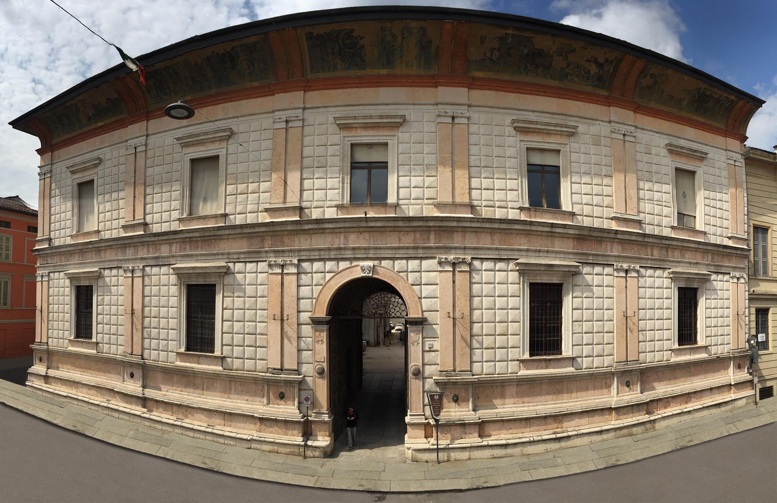 Palazzo Raimondi, PALAZZO RAIMONDI, CREMONA