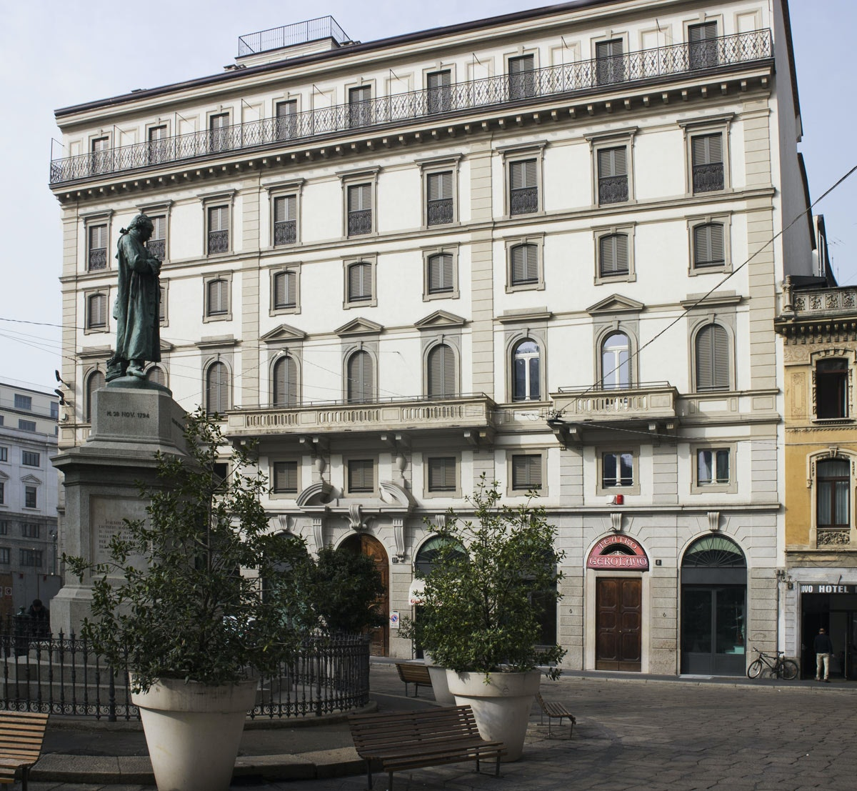 , TEATRO GEROLAMO, MILANO