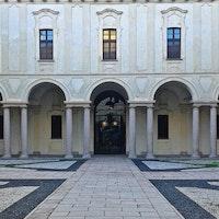 Collegio Ghislieri Pavia, COLLEGIO GHISLIERI, PAVIA
