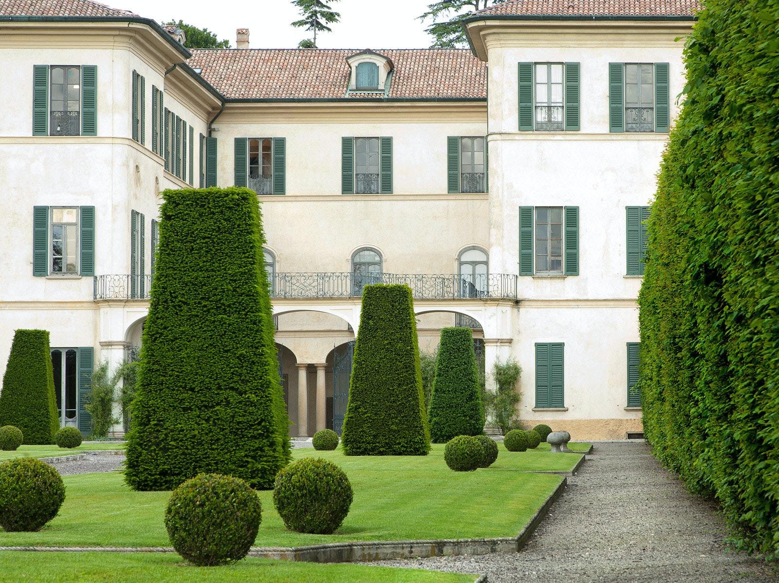 VILLA E COLLEZIONE PANZA | ph. arenaimmagini.it | © FAI - Fondo Ambiente Italiano