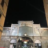 Mercato delle Erbe, MERCATO DELLE ERBE, ANCONA (AN )