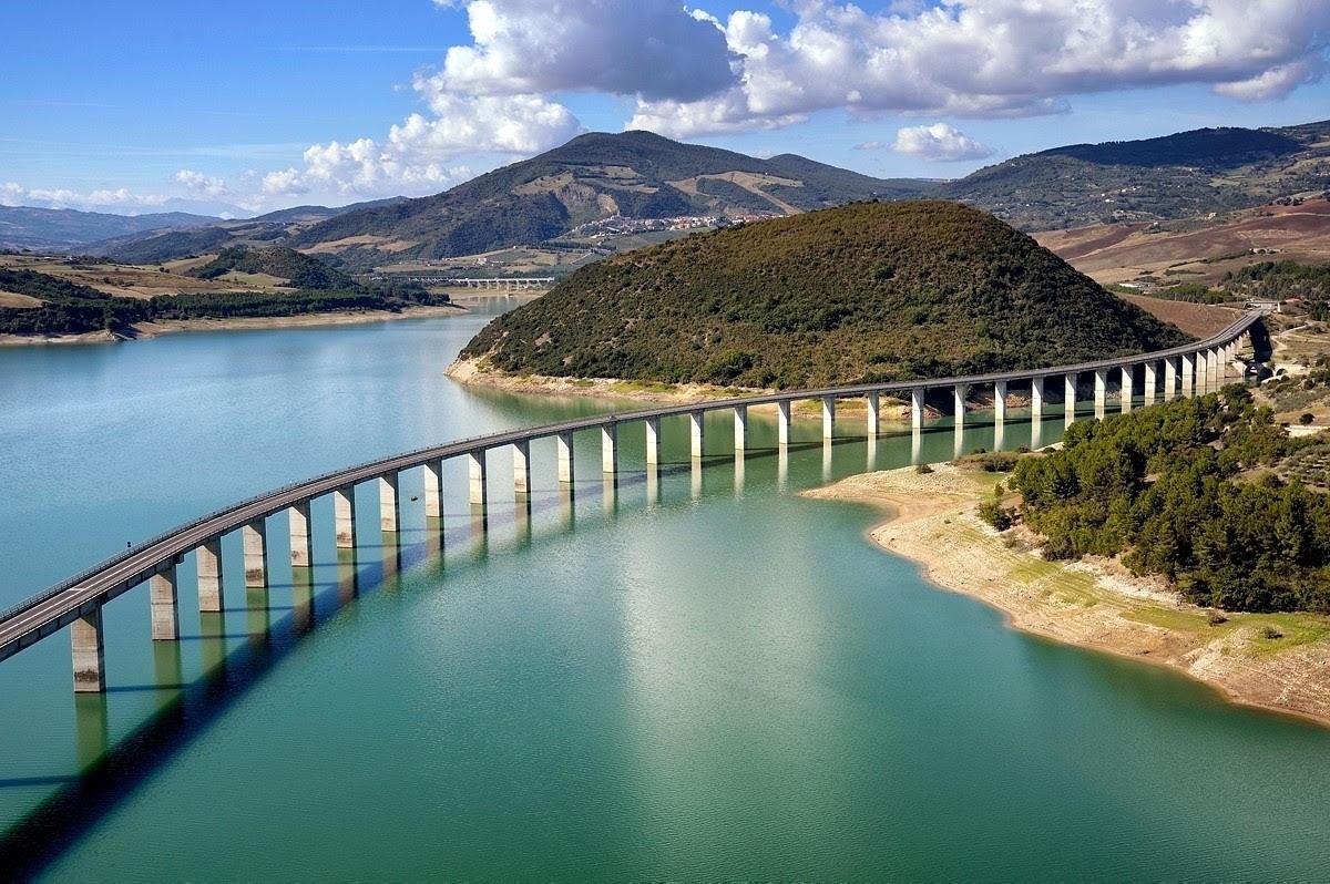 Diga Ponte Liscione e Impianto di potabilizzazione