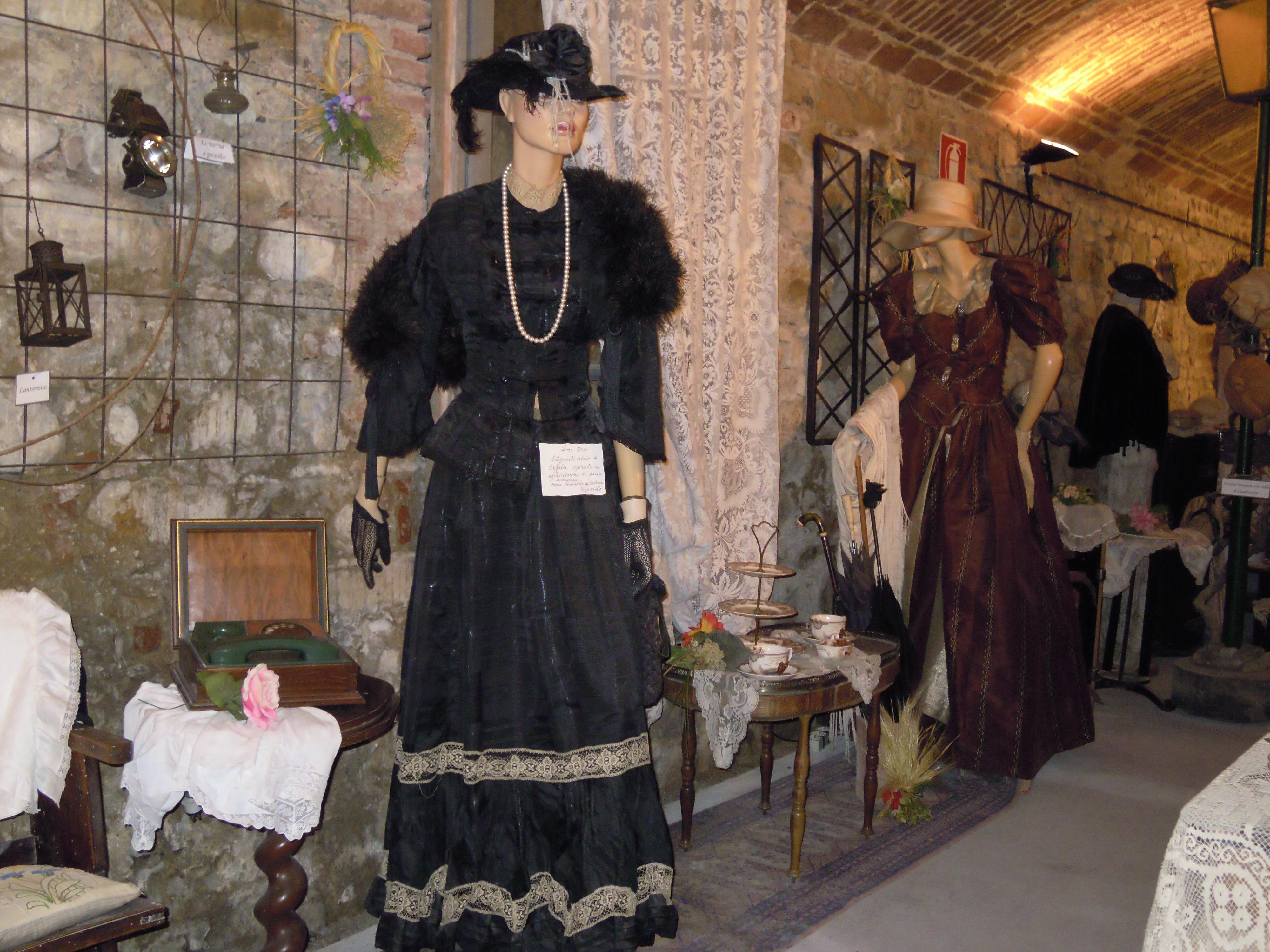 42544fe7bb88 Museo Permanente Memoria del Passato