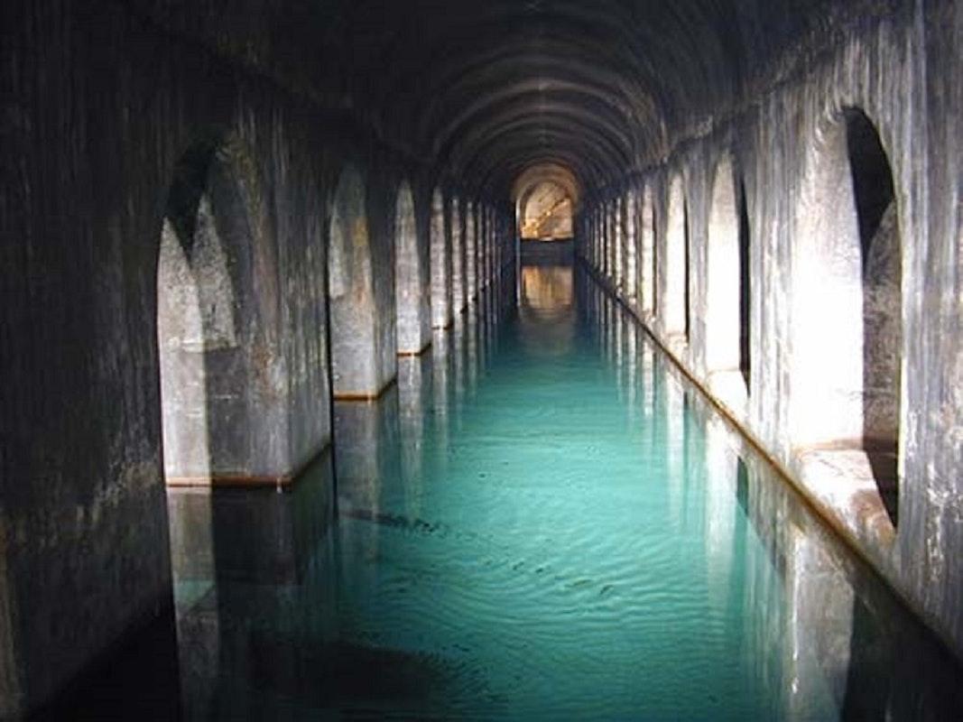 L'acqua del Re: Acquedotto di Sangano