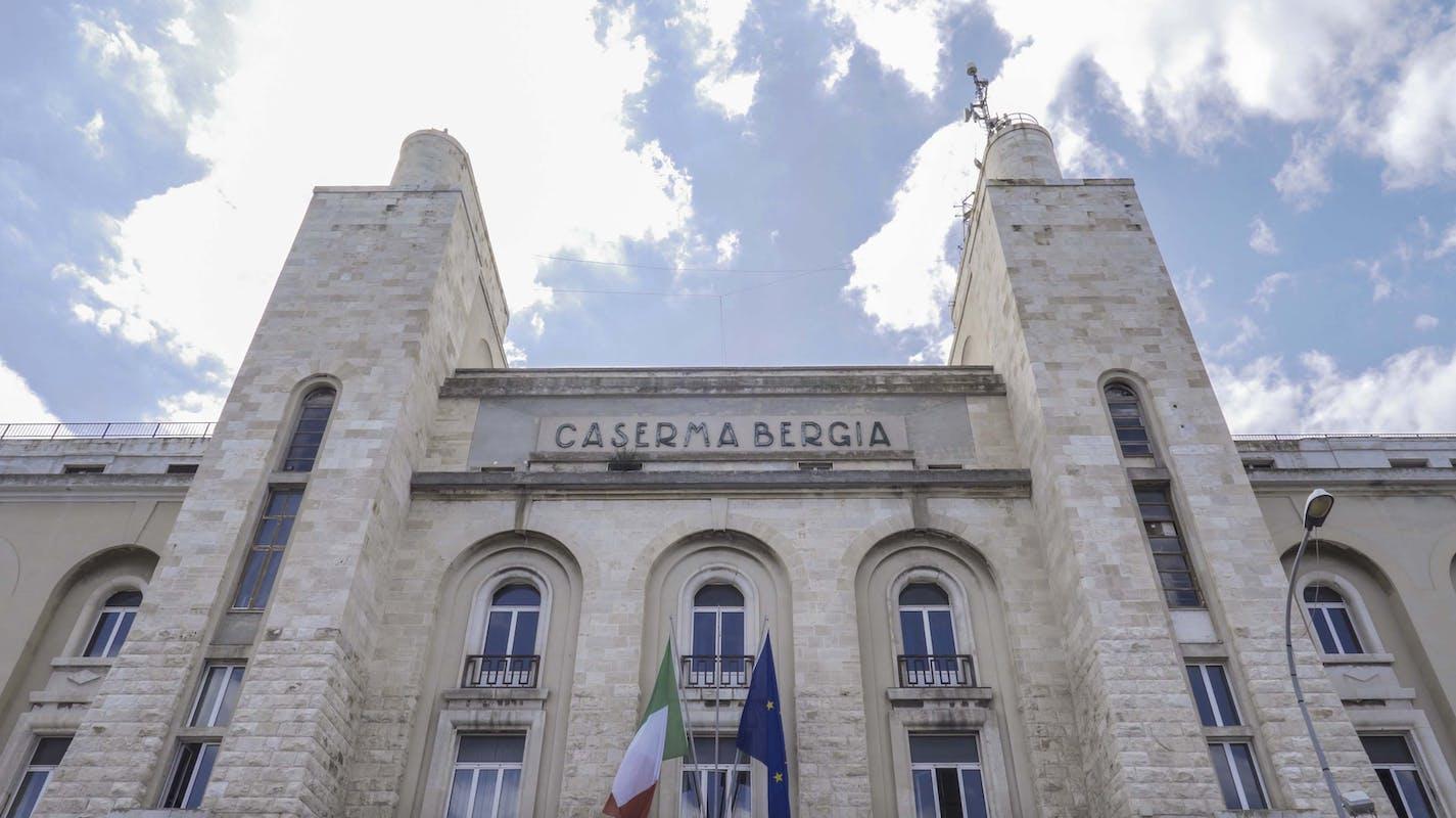 """Caserma """"Chiaffredo Bergia"""""""