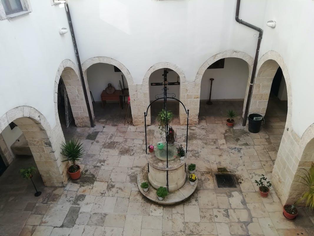 Chiesa del SS Crocifisso e Convento dei Cappuccini: l''architettura conventuale dei Cappuccini a Molfetta